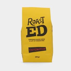 Roast Ed van Caffenation