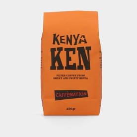 Kenya Ken 250gr van Caffenation